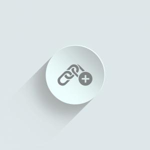 Illustration Backlink Verknüpfung