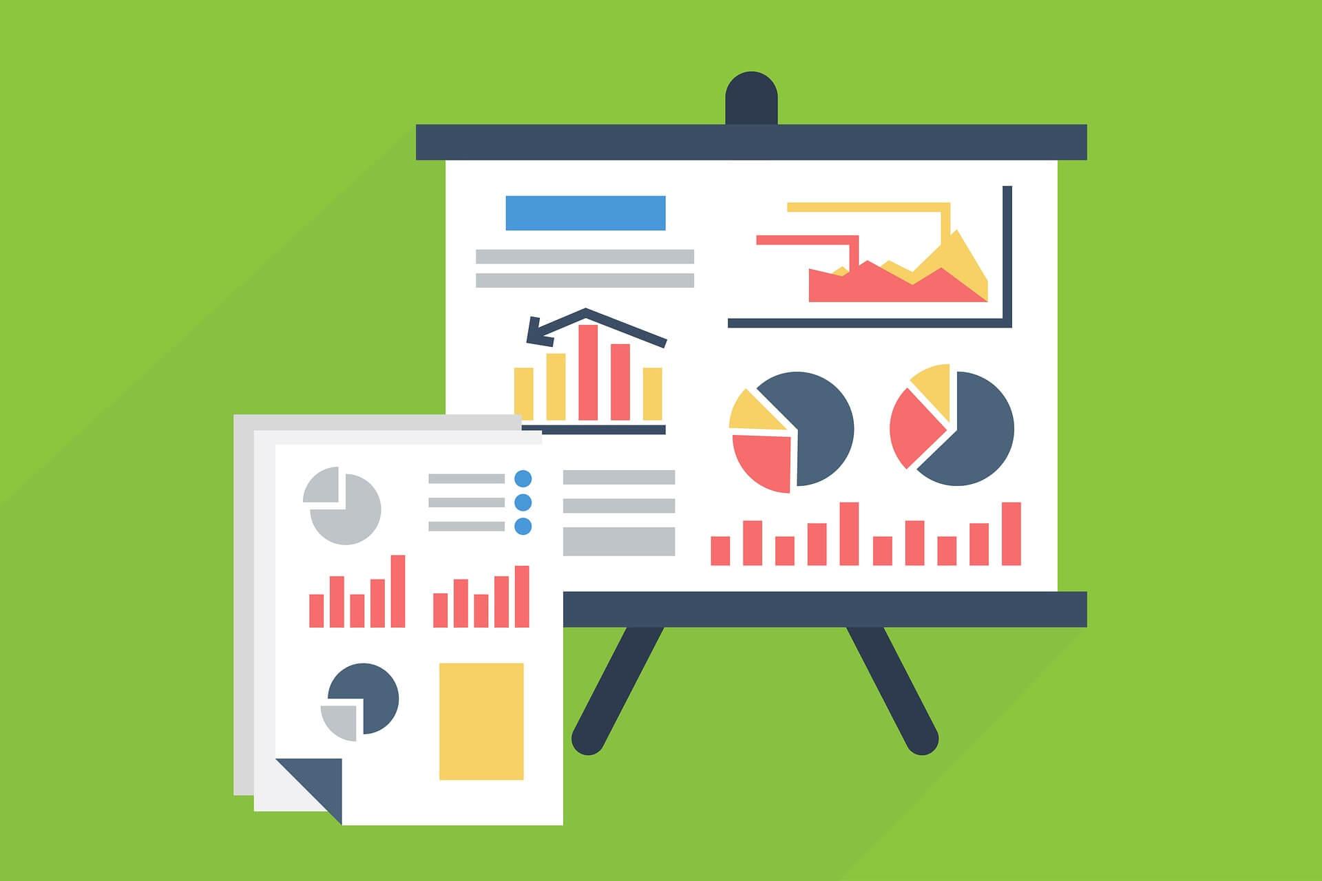 Statistiken und Auswertungen