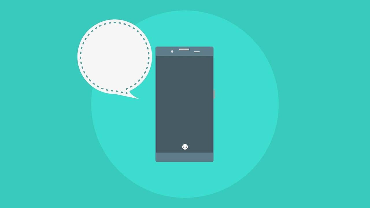 mobile Nachricht