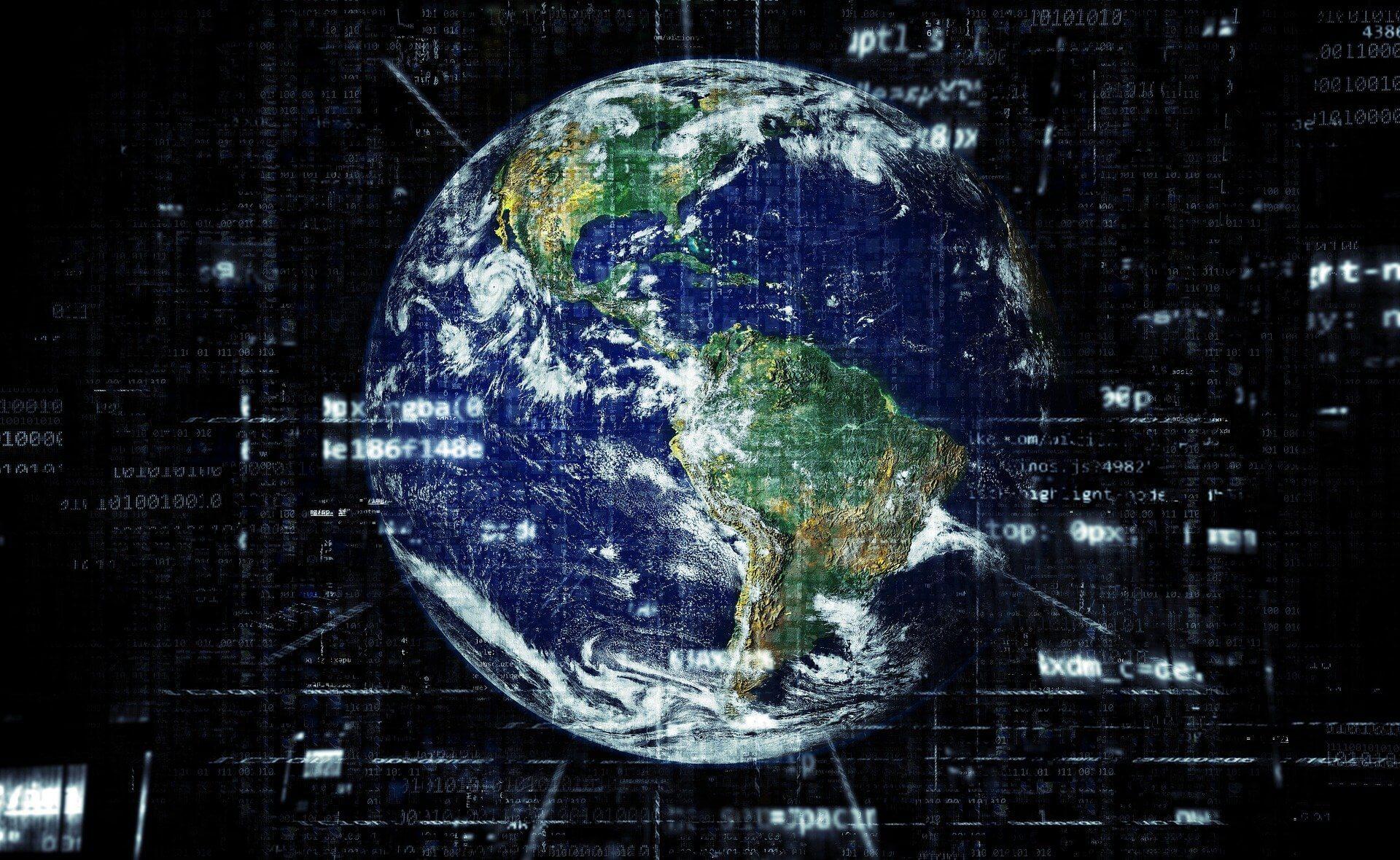 World Wide - Erde aus der Perspektive aus dem All