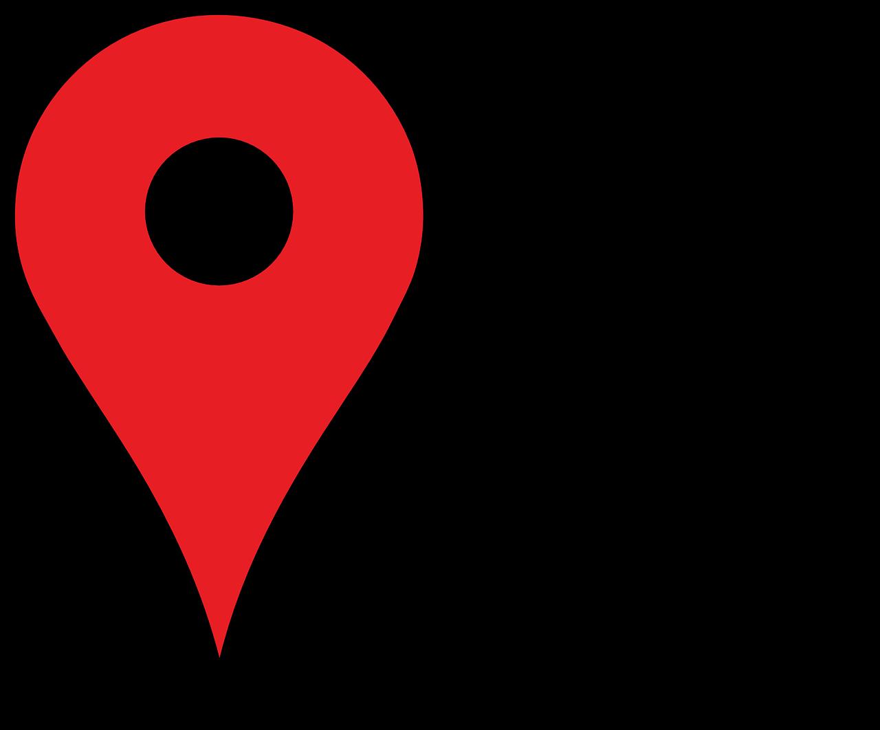 Places Markierung