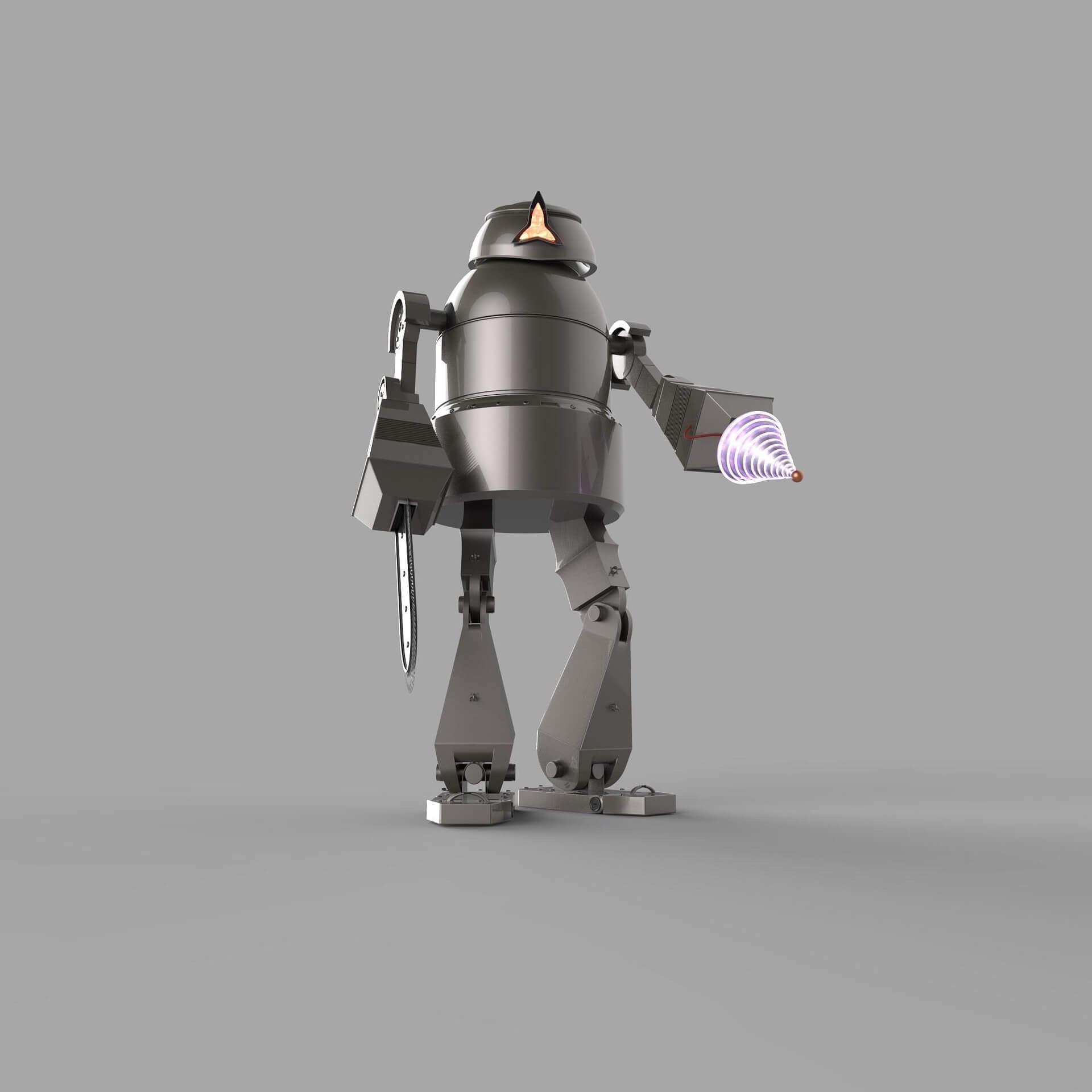 moderner Roboter
