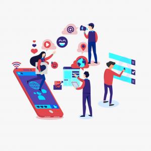 Web 2.0 - weltweite Vernetzung